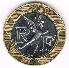 FRANCE - G827.10 FRANCS GENIE DE LA BASTILLE 1993 frappe médaille en SPL 3095 ex