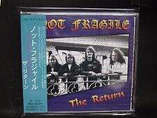 NOT FRAGILE The Return GERMANY CD Iron Angel Mad Alien Mania Vice Versa Jump