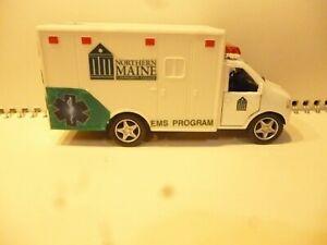 Northern Maine Comm College EMS Program  Ambulance  Custom  1:43