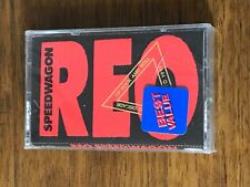 REO SPEEDWAGON ~ THE SECOND DECADE OF ROCK AND ROLL ~ CASSETTE TAPE ~ SEALED
