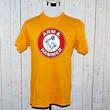 Vintage 70s Arm and Hammer XL Tshirt Champion Blue Bar Label USA Crewneck Shirt
