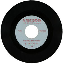 """DANNY WHITE  """"THE LITTLE BITTY THINGS c/w KISS TOMORROW GOODBYE""""  NORTHERN SOUL"""
