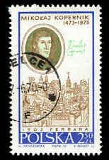 Scott # 1747 - 1970 - ' Copernicus, by Zinck Nora & View of Ferrara '