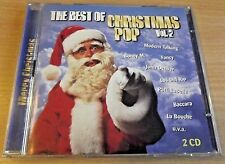 THE BEST OF CHRISTMAS POP - VOL. 2 / 2 CD-SET EAN: 4006067686214
