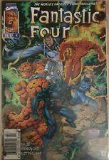 Fantastic Four #4 Heroes Reborn Marvel Comics