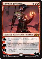 Sarkhan, Fireblood x1 Magic the Gathering 1x Magic 2019 mtg card