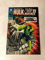 TALES TO ASTONISH #97 SUBMARINER HULK 1967 SEVERIN Living Lightning VF 8.0