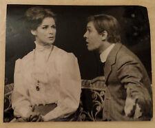 1964 Theatre Press Photo: Ann Firbank Barry Warren in YOU NEVER CAN TELL