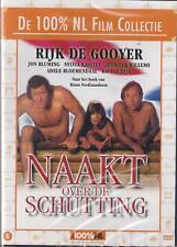 dvd NAAKT OVER DE SCHUTTING
