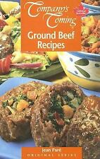 Ground Beef Recipes (Company's Coming)