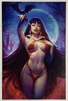 Vampirella #9 Sun Khamunaki VIRGIN Variant GEMINI SHIPPING