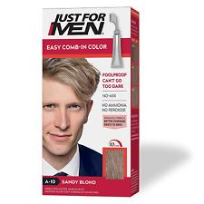 """""""Just For Men AutoStop Men's Hair Color Sandy Blond"""""""