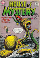 House Of Mystery #133 Silver Age DC Comics F-