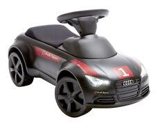 Audi Junior Quattro Motorsport Black 3201401000 Kids Ride-On Push Toy Car Bike S