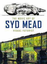 Movie Art of Syd Mead Visual Futurist Hardcover English