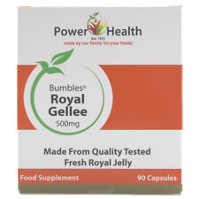 Power Health Bumbles Royal Jelly 500mg -90 Capsules