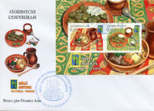 2 Stamps First Day Cover Asian Stamps