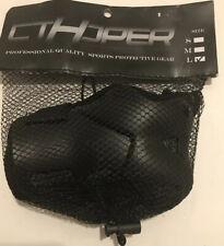 Ct Hyper Wrist Guards Size Large Black New