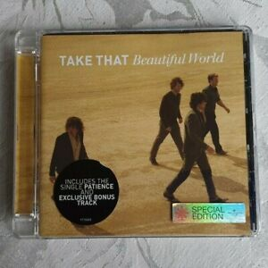 TAKE THAT - BEAUTIFUL WORLD (Special Edition) CD