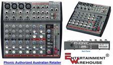 Phonic Digital Powered Pro Audio Mixers