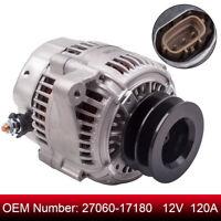 Alternator for Toyota Landcruiser Diesel HZJ80 HZJ105 1HZ PZJ73 4.2L 12V 120Amps