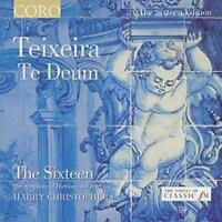 The Sixteen : Te Deum (Christophers, the Sixteen) CD (2002) ***NEW***