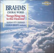 Songs Ring Out to the Heavens: Brahms Choral Works