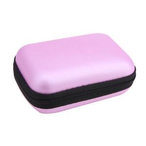 Mini EVA Hard Bag Case Headphone Earphone Collection Storage Box Carrying Pouch