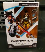 """Overwatch Ultimates Series 6"""" TRACER Action Figure Hasbro Blizzard"""