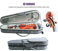 YAMAHA V5SA Violino misura 4/4 in abete COMPLETO DI CUSTODIA ARCO e PECE