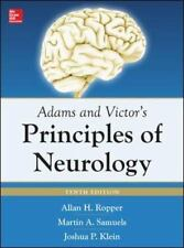 Adams And Victor's Principles Of Neurology (())