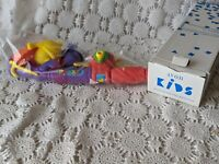 Avon Kids Lets Go Fishing Bath Toy 1997 Vintage NOS