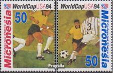Mikronesien 369-370 (volledige uitgave) postfris MNH 1994 Voetbal WM US