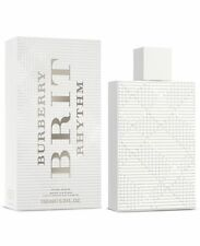 BURBERRY BRIT RHYTHM FOR HER PERFUMED BODY LOTION 5.0 Oz / 150 ml BRAND NEW ITEM