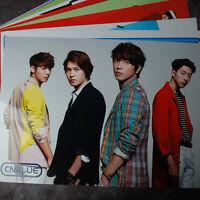 K-POP CN BLUE CNBLUE 12cut Posters Collection  Bromide (12PCS)