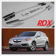 For Acura RDX 2012-2017 Silver Roof Rack Cargo Side Rails Luggage Baggage
