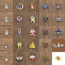Anime Pokemon Badge Enamel Brooch Sailor Moon Cartoon Pin Jewelry Gift
