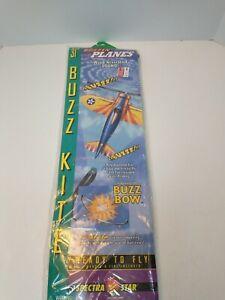 "Vintage 2000 Buzzing Planes 31"" Buzz Plane Kite by Spectra Star Model #21007"