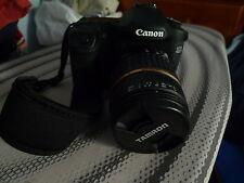 Kit Canon 50D con Tamron 18-200.