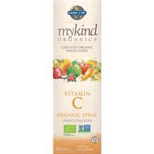 Mykind Organics Vitamin C Organic Spray 58ml