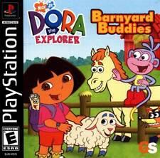 Dora the Explorer: Barnyard Buddies PS New Playstation
