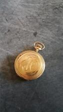 VINTAGE 0 SIZE ELGIN POCKETWATCH GRADE 318 KEEPING TIME