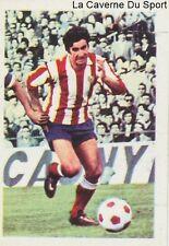 N°360 # ESPANA ATLETICO MADRID STICKER AGEDUCATIF FOOTBALL 1977