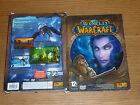 World of warcraft BLIZZARD dvd rom JEU PC windows XP vista MAC OS X game