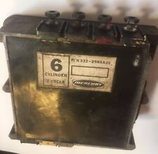 332-2986A21 Mercury, Quicksilver, Switch Box Assembly