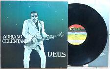 ADRIANO CELENTANO / DEUS - LP (Italy 1981) EX/EX+