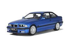 1:18 OTTO Mobile BMW E36 M3 3.2 estoril blau metallic OT625 Otto Models NEW