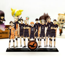 Haikyuu! Karasuno High School family shoyo tobio acrylic stand figure anime toy