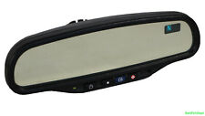 Trailblazer Envoy Rearview Mirror OnStar Autodim AutoDim Compass Display 015607