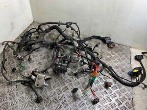 2012 Renault Kangoo 1.5 DCI Engine Wiring Loom 90BHP K9KE808
